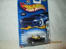 V W Dune Buggy 2003 Hot Wheels #51 Prima Edizione #39 Meyers Manx 0711 Carta