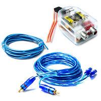 High Low Level Converter, Lautsprecher auf Cinch mit 5m Cinch-Kabel