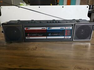 Retro/vintage Cathay stereo Radio/Cassette Player SRC700