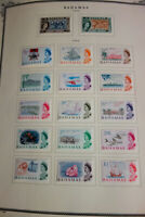 Bahamas Stamp Collection on Scott Pages Mint