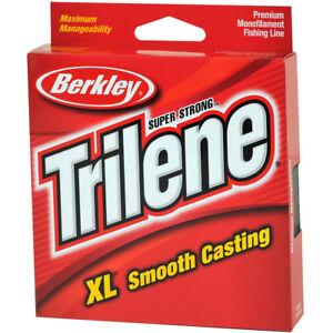 Berkley Trilene XL Smooth Casting Fishing Line (110 yds) - Clear