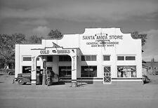 "1940 Santa Anita Store, Concho, Arizona Vintage Old Photo 13"" x 19"" Reprint"
