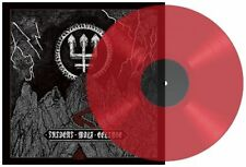 WATAIN - TRIDENT WOLF ECLIPSE - RED VINYL - LIMITED TO 200 COPIES - NEW OVP