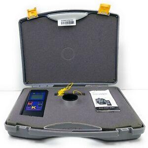 HLP Controls Single K Thermometer AZ8801