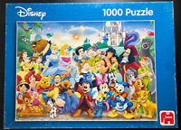 "1000 Piece Jigsaw Puzzle - Jumbo Puzzle - ""Mickey And Friends"""