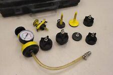 ZECA Kühlerdruckprüfgerät Radiator tester Kühler Druck Spezialwerkzeug 415