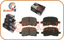 D741 FRONT Brake Pads fits Chevrolet Prizm Toyota Corolla