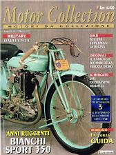 MOTOR COLLECTION 03/1997 - HARLEY DAVIDSON WLA, NSU, BIANCHI, BENELLI ...