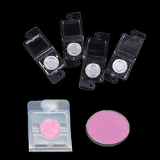 10Set Empty Eyeshadow Palette Grade Plastic Pans DIY With 26.5 Aluminium CasesYA