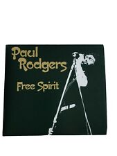 """Paul Rodgers """"Free Spirit"""" CD/DVD Music of Free -Live At The Albert Hall"""