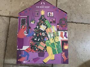 The Body Shop Advent Calendar 2020