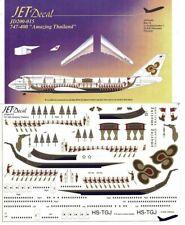 1/200 Jet DECAL 20-015; THAI AIRWAYS Boeing 747-400 Amazing Thailand HS-TGJ