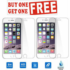 100% Genuine Premium Tempered Film Glass Screen Protector for iPhone 6S/6 Plus