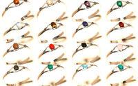 Silver Plated Free Postage Cuff Handmade Chalcedony Mix Gemstone Jewelry 15Pcs