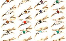 Silver Overlay Free Postage Cuff Chalcedony Mix Gemstone Jewelry 100Pcs
