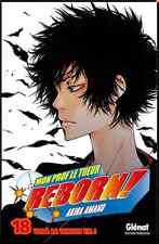Manga Reborn ! Mon Prof le Tueur tome 18 Shonen Akira Amano Hitman Glénat Neuf