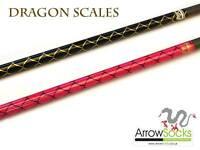 ArrowSocks Dragon/Snake Scales Arrow Wraps - Set of 12 - Any Size!