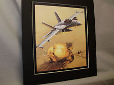 F 18 Hornet Jet McDonnell Aviation Archives Ebay Largest selection by artist