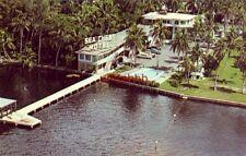 SEA CHEST MOTEL First St. FT. MYERS, FL Robert L. Dewhurst, Owner