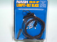 35007) NASH LIMPIT-SLIT BLACK 35lb BS-36""