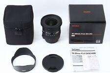 """Near Mint"" Sigma AF 10-20mm f/3.5 EX DC HSM for Nikon w/ Box From Japan"