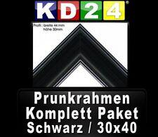 Rechteckige Markenlose Deko-Bilderrahmen - 30x40cm