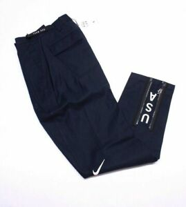Nike USA Olympic Team Pants Obsidian White MSRP:$260.00 Women's Size: XS