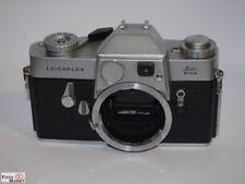 Leitz Leicaflex Vintage SLR Camera Body (Germany) Mirror Reflex Mechanical