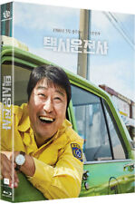 A Taxi Driver (Korean, 2018, Blu-ray) Slip Case Standard Edition