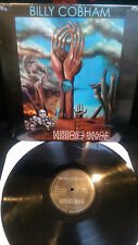 BILLY COBHAM - Mirror's Image Vinyl LP Live in Tokyo Feb.15,1992 Jazz Drums