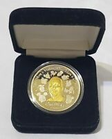 Walt Disney 1oz Silver Round .999 Mint Prototype Production Sample