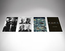 U2ie Tour - 5 Silkscreen LITHOGRAPH Prints from U2.com (Innocence + Experience)