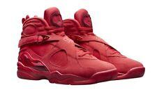 Jordan 8 Red Athletic Shoes for Men for