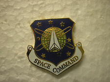 AIR FORCE HAT PIN - SPACE COMMAND