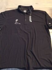 NEW - Goslings Rum Dark and Stormy OGIO Extra Large XL Golf Polo Collar Shirt FS