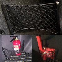 1PC Car Trunk Luggage Rear Cargo Organizer Storage Elastic Mesh Net Accessory