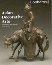 Bonhams // Chinese Asian Decorative Art San Francisco Auction Catalog 2011