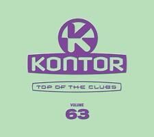 Trance's mit Dance- & Electronic-Genre vom Kontor-Musik-CD