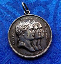 PREMIER EMPIRE NAPOLEON ALEXANDRE I  F.GUILLAUME III LA PAIX DE TILSIT 1807