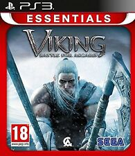 PS3 Viking Battle For Asgard Essentials Nuevo Precintado Pal España