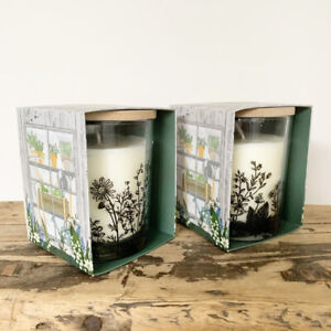 Scented Candle The potting shed garden breeze candle gift boxed mothers day