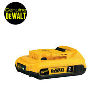 DEWALT DCB203  20V MAX* Compact XR® Lithium-Ion Battery Pack NEW