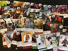 Marvel Dice Masters Card Lot - Over 200 cards, no dice