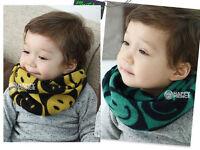 Stylish Warm Winter Cute Child Kids Baby Boy Girls Knit Scarf Wrap Neckerchief
