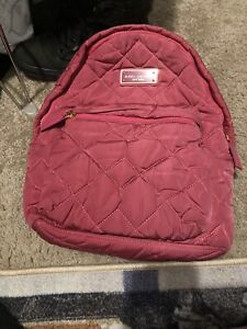 Marc Jacobs Quilted Nylon Backpack, Pink