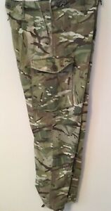 British Army MTP Trousers . Big Button Soldier CS95 style Good condition