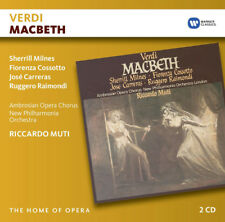 Giuseppe Verdi : Verdi: Macbeth CD (2016) ***NEW***