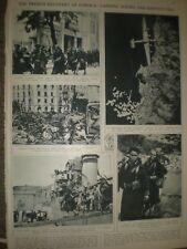 Photo article WWII France retakes Corsica 1943 ref AO