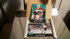 1991-92 Parkhurst Hockey cards complete base set