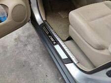For Mitsubishi ASX Accessories Door Sill Scuff Plate Protectors Car Sticker Part